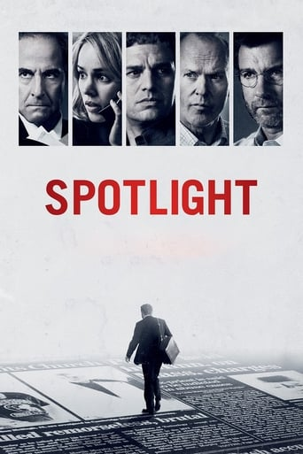 Poster of Spotlight