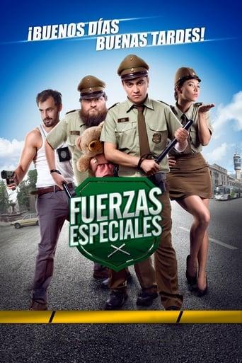 Poster of Fuerzas Especiales