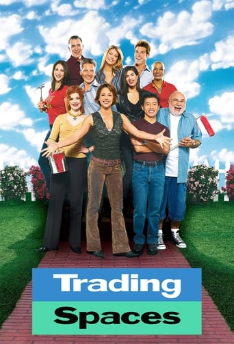 Poster of Trading Spaces
