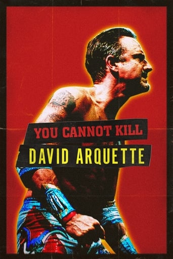Poster of You Cannot Kill David Arquette