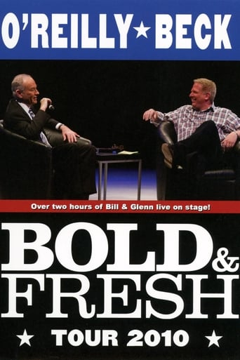 Poster of Bold & Fresh Tour 2010