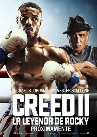Poster of Creed II: La leyenda de Rocky