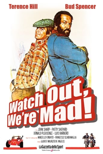 Poster of Watch Out, We're Mad