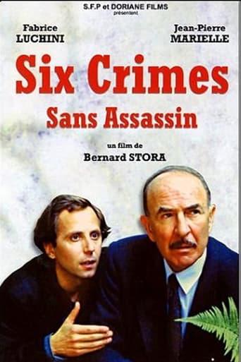Poster of Six Crimes Sans Assassins