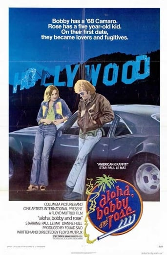 Poster of Aloha, Bobby and Rose