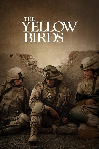 Poster of The Yellow Birds