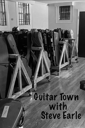 Poster of Guitar Town with Steve Earle