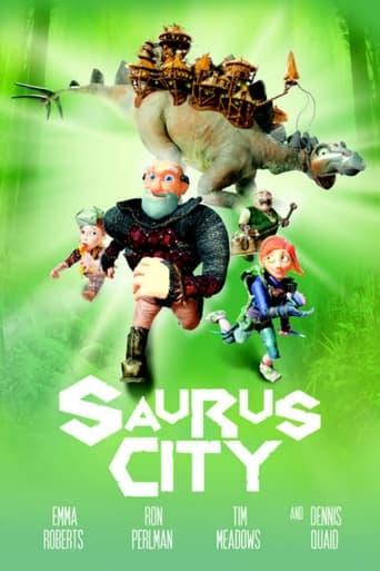 Poster of Saurus City