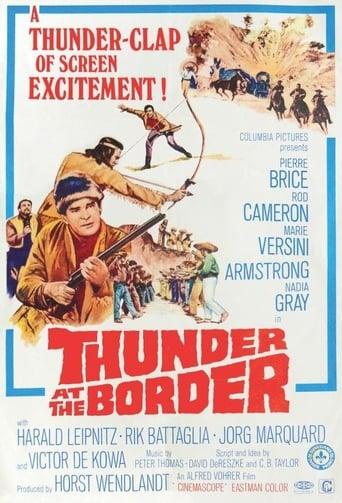 Poster of Thunder at the Border