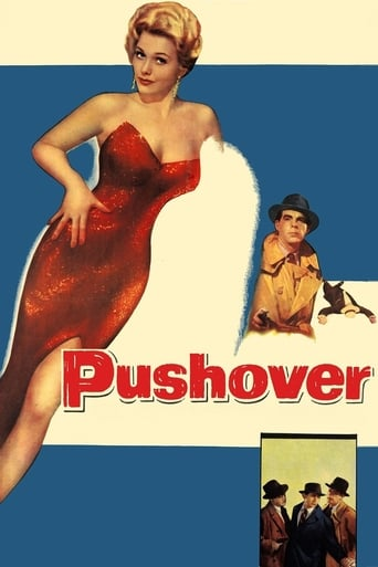 Poster of Pushover