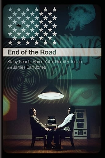 Poster of An Amazing Time: A Conversation About End of the Road