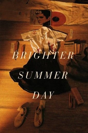 Poster of A Brighter Summer Day