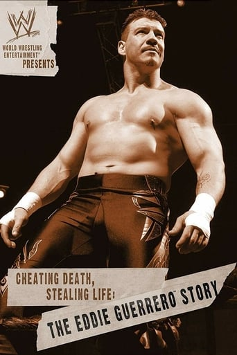 Poster of WWE: Cheating Death, Stealing Life: The Eddie Guerrero Story