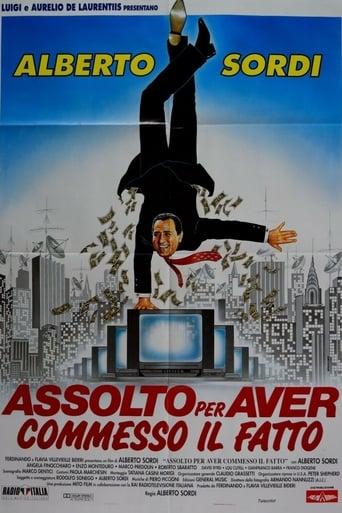 Poster of Assolto per aver commesso il fatto