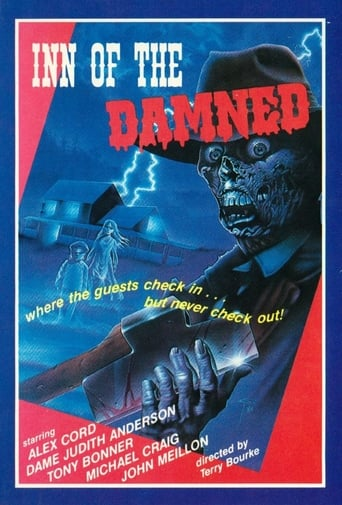 Poster of Inn of the Damned
