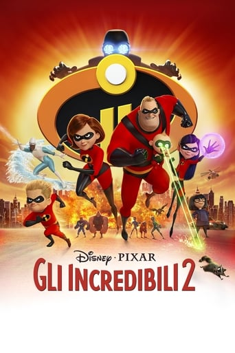 Poster of Gli Incredibili 2