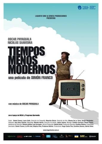 Poster of Tiempos menos modernos