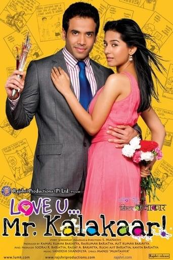 Poster of Love U... Mr. Kalakaar!