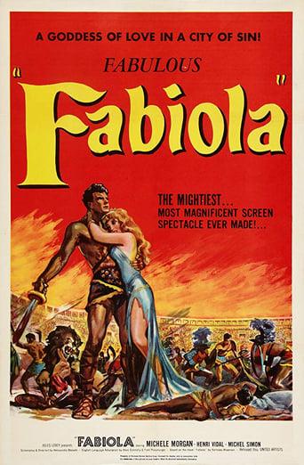 Poster of Fabiola