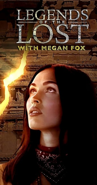 Poster of Legends of The Lost With Megan Fox