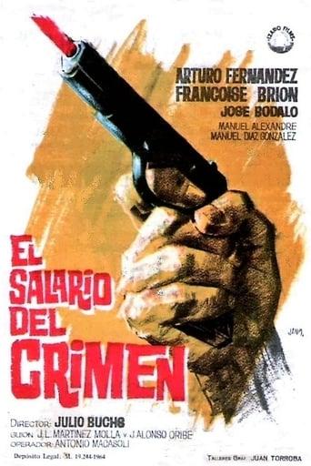 Poster of El salario del crimen