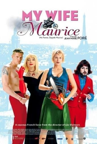 Poster of My Wife's Name Is Maurice