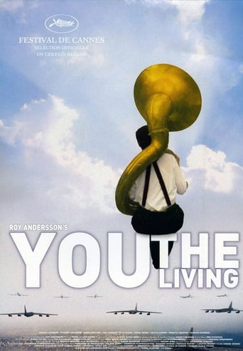 Poster of You, the Living