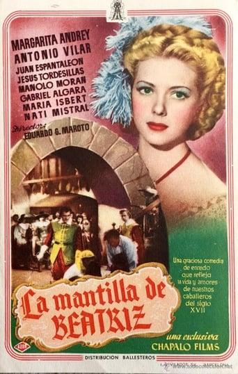 Poster of La mantilla de Beatriz