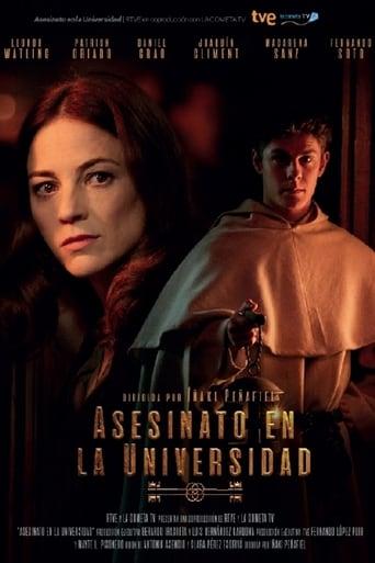 Poster of Asesinato en la Universidad