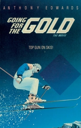 Poster of Going for the Gold: The Bill Johnson Story