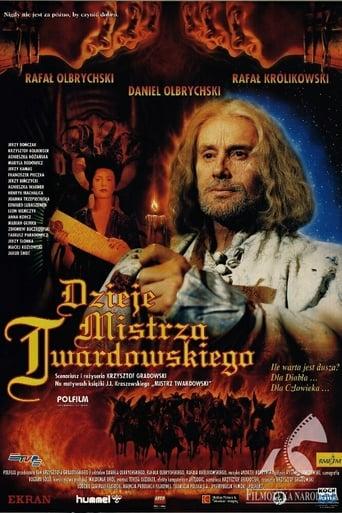 Poster of The Story About Master Twardowski