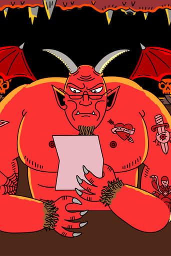 Dear Satan poster
