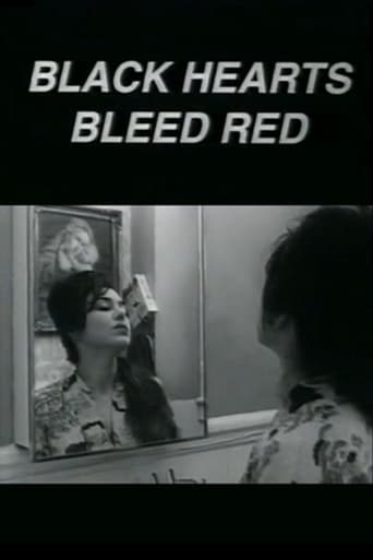 Poster of Black Hearts Bleed Red
