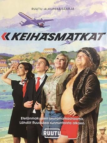 Poster of Keihäsmatkat