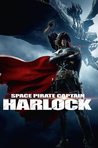 Space Pirate Captain Harlock stream