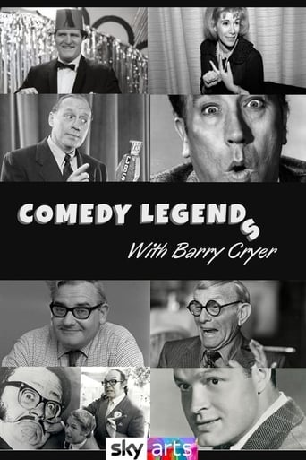 Poster of Comedy Legends