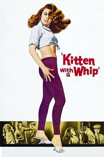 Poster of Kitten with a Whip