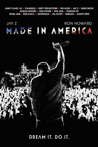 Poster of Made in America
