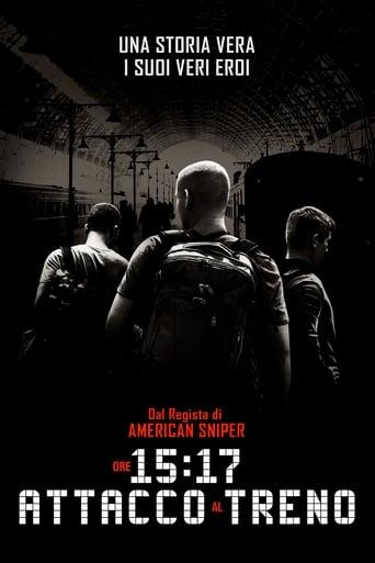 Poster of Ore 15:17 - Attacco al treno