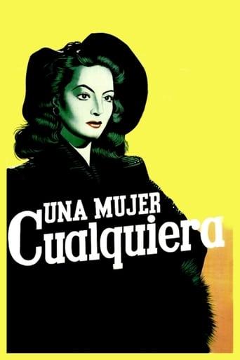 Poster of Una mujer cualquiera