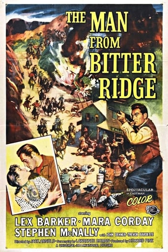 Poster of The Man from Bitter Ridge