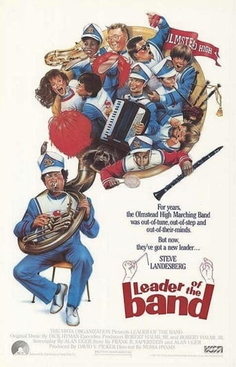 Poster of Leader of the Band