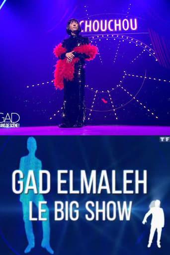 Poster of Gad Elmaleh - Le Big Show