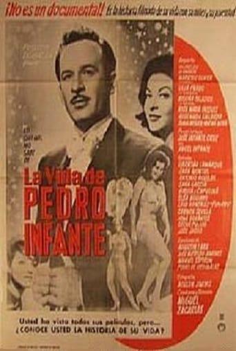 Poster of La vida de Pedro Infante