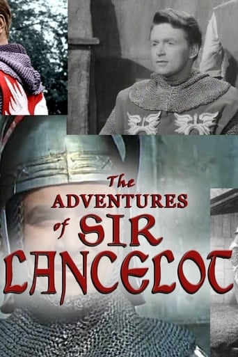 Poster of The Adventures of Sir Lancelot