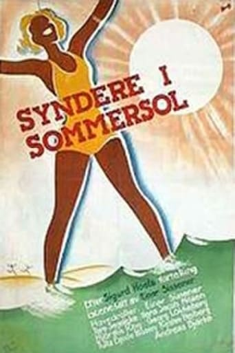 Poster of Syndere i sommersol