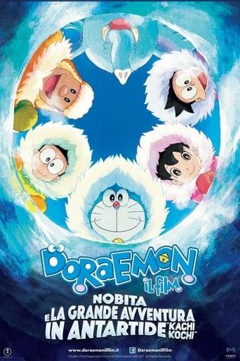 Doraemon the Movie 2017: Nobita's Great Adventure in the Antarctic Kachi Kochi
