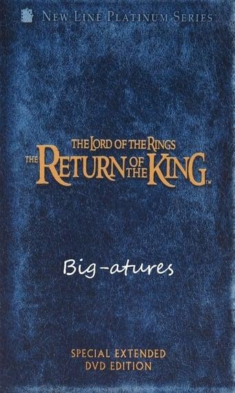 Poster of Big-atures