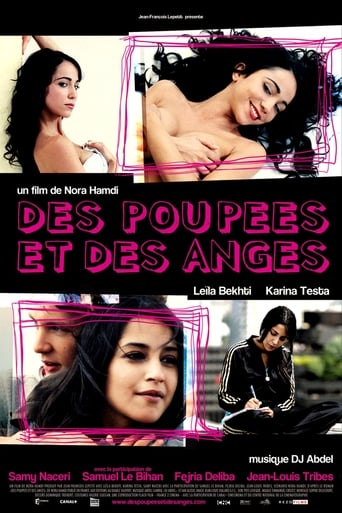 Poster of Dolls and Angels