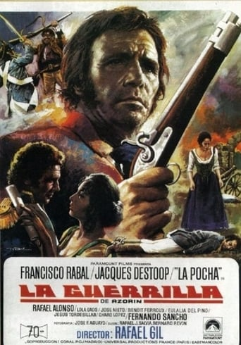 Poster of The Guerrilla